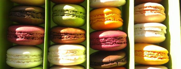 Macarons d'Antoinette is one of Gezmece.