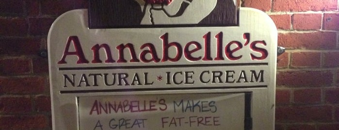 Annabelle's Ice Cream is one of Best Places to Check out in United States Pt 5.