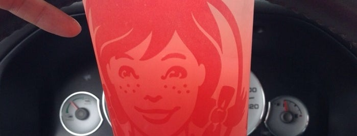 Wendy's is one of Favorite spots.