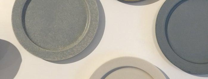 yumiko iihoshi porcelain is one of Japan - Tokyo.