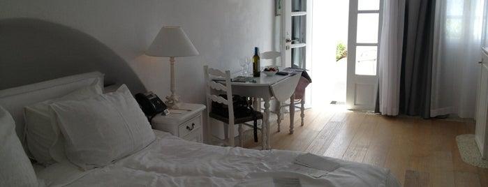 Kirini Suites & Spa is one of Getaway   Hotel.