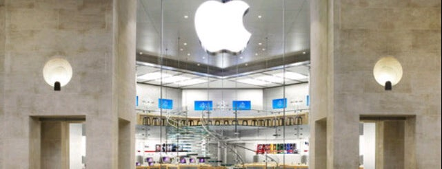 Apple Carrousel du Louvre is one of Essential shopping in Paris.