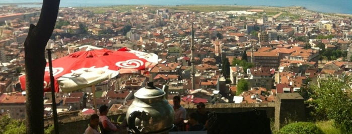 Boztepe is one of trabzon :).