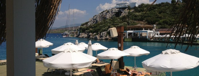 The Beach Club is one of Bodrum Bodrum.