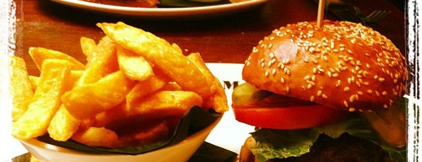 Goodman Steakhouse is one of Top 10 Burger London.