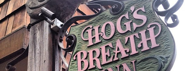 Hog's Breath Inn is one of Carmel.