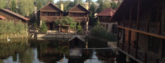 Готельний комплекс «Вік-Жан» is one of Khmel'nyts'kyi's wifi.