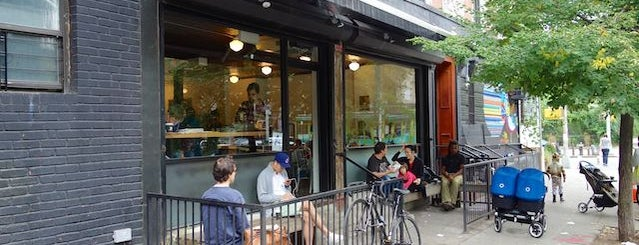 Ninth Street Espresso is one of Manhattan's Best Coffee by Subway Stop.