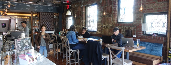 60 Beans Kitchen & Coffee is one of NYC: Best Coffee in Astoria, Queens.