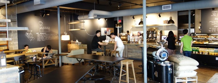 Bean Squared is one of NYC: Best Cafes in Flushing, Queens.