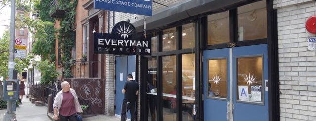 Everyman Espresso is one of Coffee places to visit.