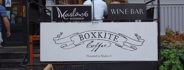 Box Kite NYC is one of Coffee places to visit.