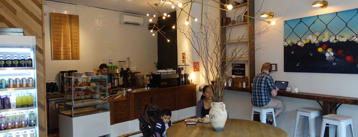 Kinship Coffee Cooperative is one of NYC: Best Coffee in Astoria, Queens.