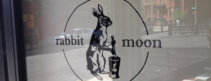 Rabbit Moon is one of Coffee.