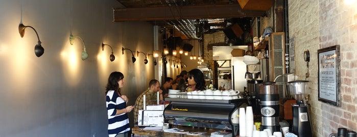 The Queens Kickshaw is one of NYC: Best Coffee in Astoria, Queens.