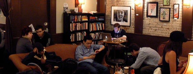 Think Coffee is one of NYC: Best Manhattan Wifi Cafes/Coffee Shops.