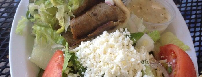 Souvlaki Fast is one of Peewee's Big Ass South Florida Food Adventure!.