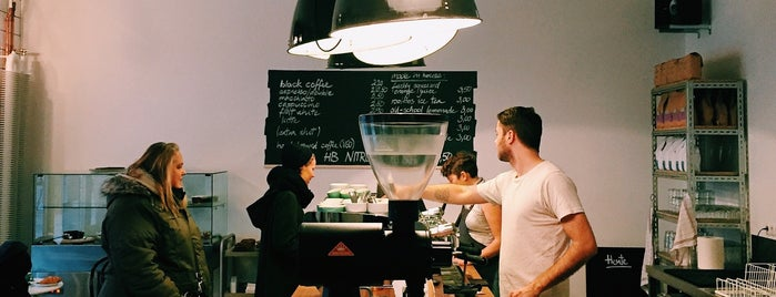Happy Baristas is one of Coffee spots Berlin.