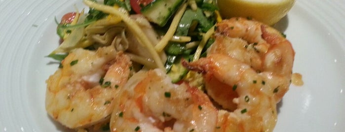 Blue Fin is one of NYC Summer Restaurant Week 2014 - Uptown.