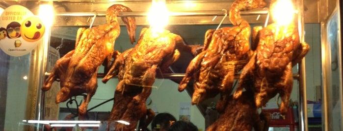 Nai Srang Roast Duck is one of Enjoy eating ;).
