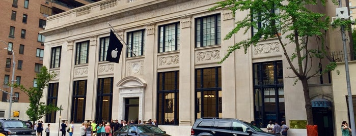 Apple, Upper East Side is one of The 15 Best Electronics Stores in New York City.