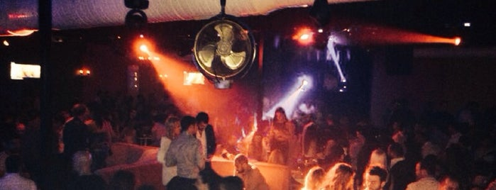 """Vitrin Club is one of """"Must See"""" Nightclubs."""