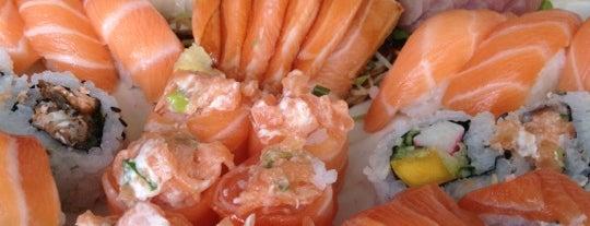 Taw Sushi Bar is one of Melhores de Santana e região.
