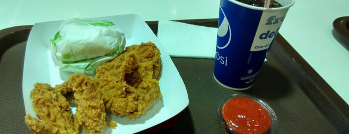 KFC is one of Restaurant/Foodcourt.