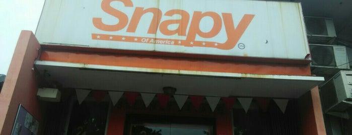 Snappy is one of dekaaaaaat.