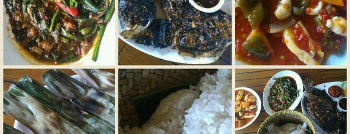 Rumah Air is one of Favorite Food.