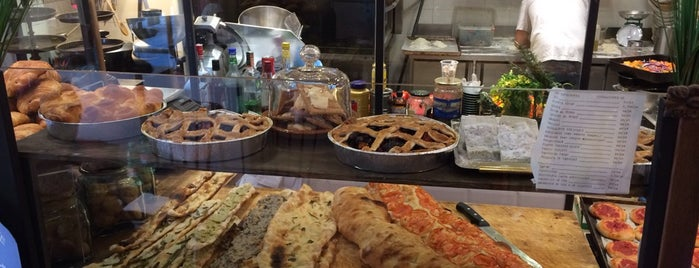 Boulangerie MP is one of street food a Roma by streatit.com.