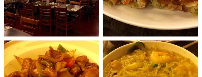 Noodle Korea is one of Boise.