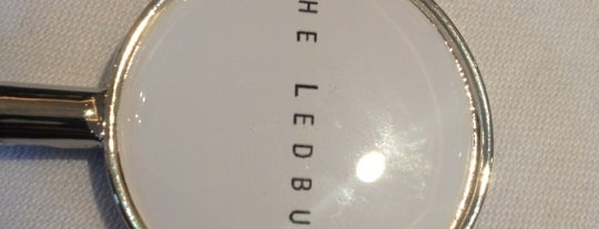 The Ledbury is one of TO DO LIST ✔.