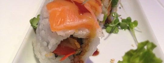Shiso - Sushi & Panasian Kitchen is one of Barometer Frankfurt 2014 - Teil 1.