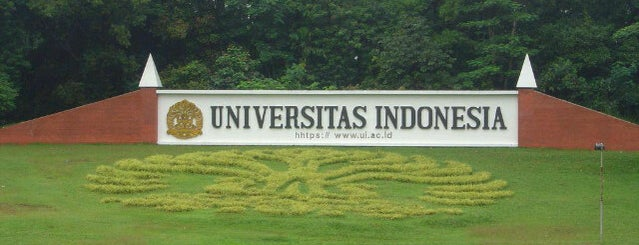 Universitas Indonesia is one of Campus Explorer (Lokal).