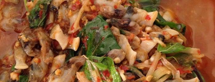 หัวหินผัดฉ่า is one of Yummy.