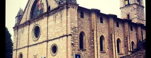 Santuario Francescano di Rivotorto is one of lugares espirituales.