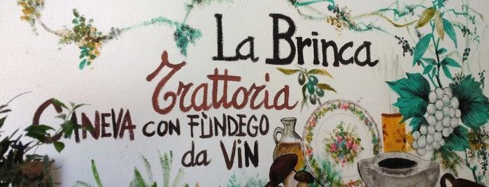 La Brinca is one of slow cooking..