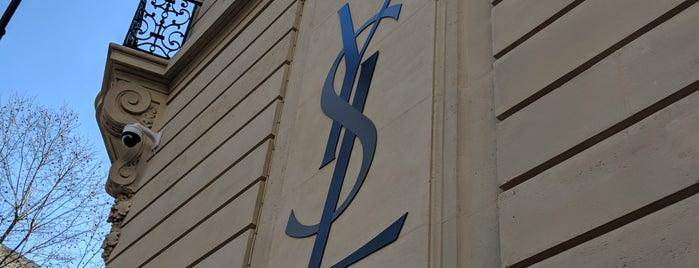 Musée Yves Saint Laurent Paris is one of Paris.