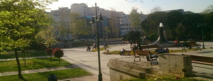 Taksim Gezi Park is one of İstanbul'daki Park, Bahçe ve Korular.