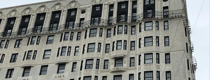 Hotel Teresa is one of Harlem.