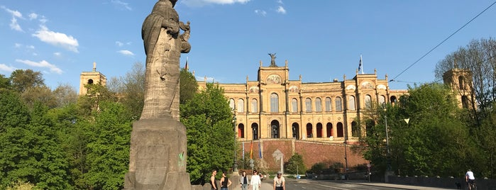 Maximilianeum is one of Европа.