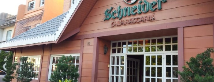 Churrascaria Schneider is one of Restaurantes e Afins.