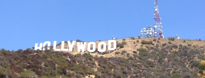 Hollywood Sign is one of 87 Free Things To Do in LA.