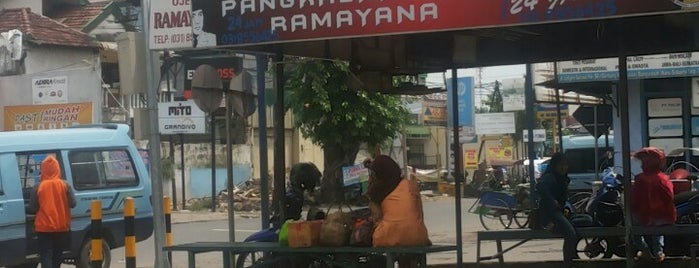 Pangkalan Ojek Ramayana is one of Check in #durjana w/ #mempASUna.