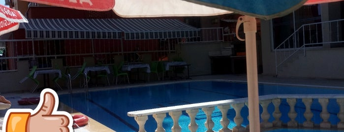 Magi Apt Hotel is one of Turkiye Hotels.