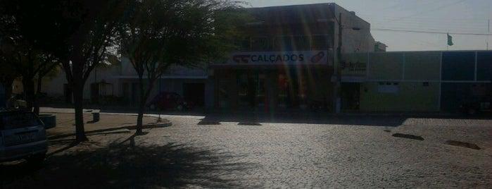 Terminal Rodoviário de Jardim do Seridó is one of Visitar.
