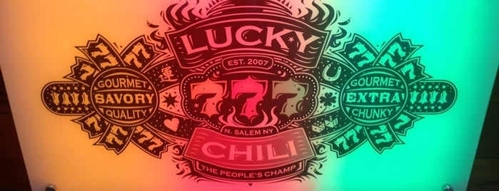 Lucky 777 Chili Parlor is one of Restaurants.