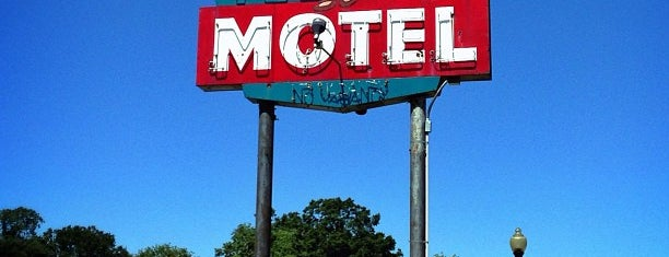 Tee Pee Motel & RV Park is one of Roadside Discoveries.