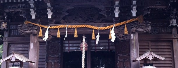 神奈川県鎌倉市の神社